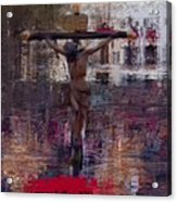 Semana Santa Acrylic Print