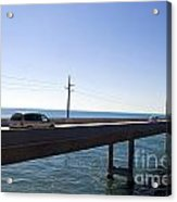 Seven Mile Bridge Florida Keys Acrylic Print