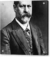 Sigmund Freud (1856-1939) Acrylic Print