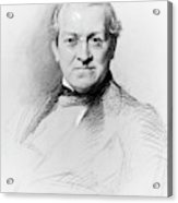Sir Charles Wheatstone (1802-1875) Acrylic Print