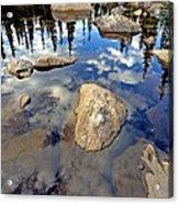 Sky Reflections Acrylic Print