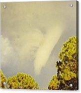 Skyscape - Tornado Formed Acrylic Print