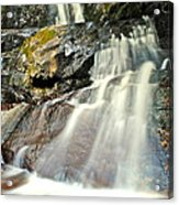 Smoky Mountain Falls Acrylic Print