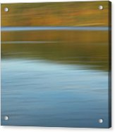 Speed Across The Lake Acrylic Print