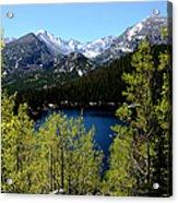 Spring At Bear Lake Acrylic Print