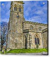 St Andrews Aysgarth Acrylic Print