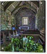 St Beunos Church Acrylic Print