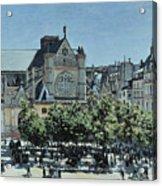 St. Germain L'auxerrois Acrylic Print