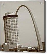 St. Louis - Gateway Arch Acrylic Print