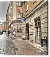 Stokholm Swiss Acrylic Print