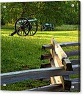 Stones River Battlefield Acrylic Print