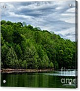 Stonewall Jackson Lake Wildlife Management Area Acrylic Print