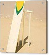 Summer Sport Acrylic Print