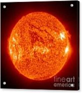 Sun Acrylic Print by Science Source