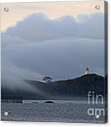 Swallowtail Lighthouse... Acrylic Print