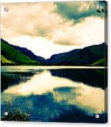 Talyllyn Lake Snowdonia Acrylic Print