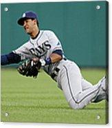 Tampa Bay Rays V Detroit Tigers 2 Acrylic Print