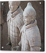 Terracotta Warriors, China Acrylic Print