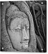 The Ancient City Of Ayutthaya Acrylic Print