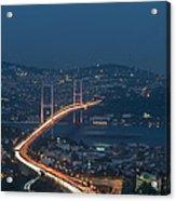 The Bosphorus Bridge  Acrylic Print