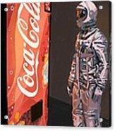 The Coke Machine Acrylic Print