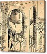 The Liberty Bell Acrylic Print