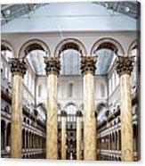 The National Building Museum In Washington Dc Usa Acrylic Print