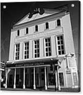 the old vic theatre London England UK Acrylic Print