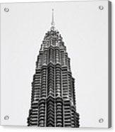 The Petronas Towers Acrylic Print