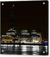 The South Bank London Acrylic Print