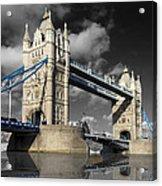 The Tower Bridge Acrylic Print