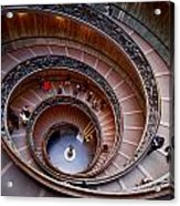The Vatican Stairs Acrylic Print