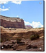 The View Hotel - Monument Valley - Arizona Acrylic Print