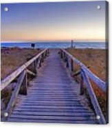 The Way Acrylic Print