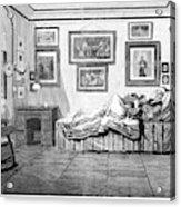 Thurlow Weed (1797-1882) Acrylic Print