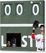 Toronto Blue Jays V Boston Red Sox 2 Acrylic Print