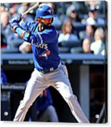 Toronto Blue Jays V New York Yankees Acrylic Print