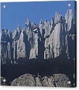 Tsingy De Bemaraha Madagascar Acrylic Print