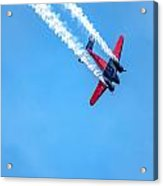 Twin Engine Plane  Acrylic Print