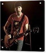 U2 - The Edge Acrylic Print