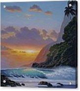Under A Tropical Sun Acrylic Print