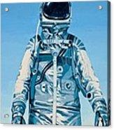 Under the Flight Path Acrylic Print