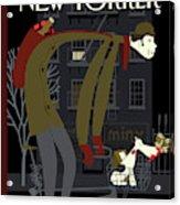 New Yorker January 18th, 2010 Acrylic Print