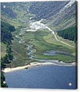 Upper Lake At Glendalough Acrylic Print