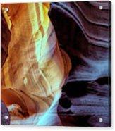 Usa, Arizona, Paige Acrylic Print