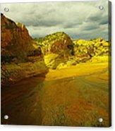 Utah Landscape Acrylic Print