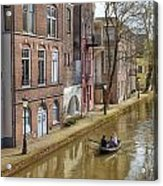 Utrecht Acrylic Print