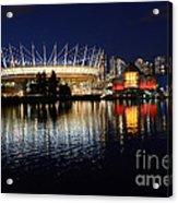 Vancouver British Columbia 3 Acrylic Print