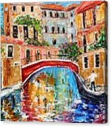 Venice Magic Acrylic Print