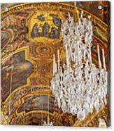 Versailles Ceiling Acrylic Print